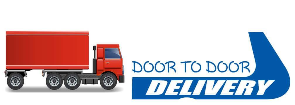 door to door courier delivery