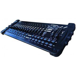 hybrid dmx 384 ligh controller