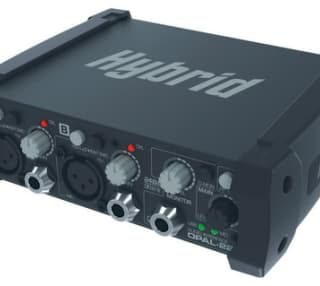 hybrid opal 22 audio interface