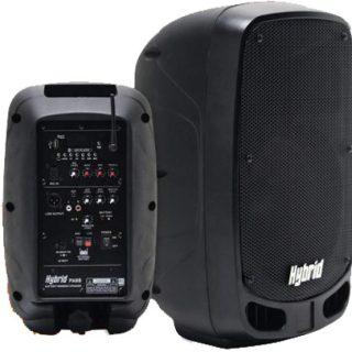 hybrid p8ab potable speaker