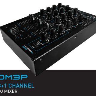 hybrid dm3p dj mixer
