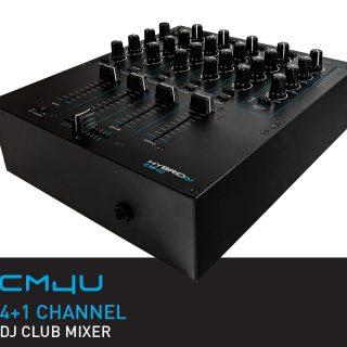 hybrid cm4u dj mixer