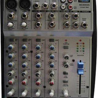 Hybrid MC6002S Mixer