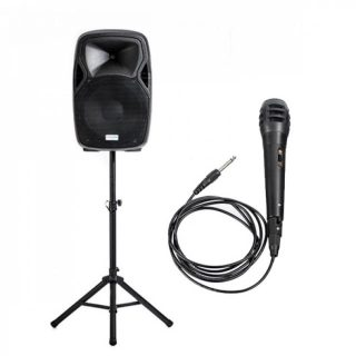 pro audio tr15a pa system