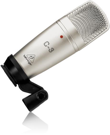 behringer c3 condenser microphone