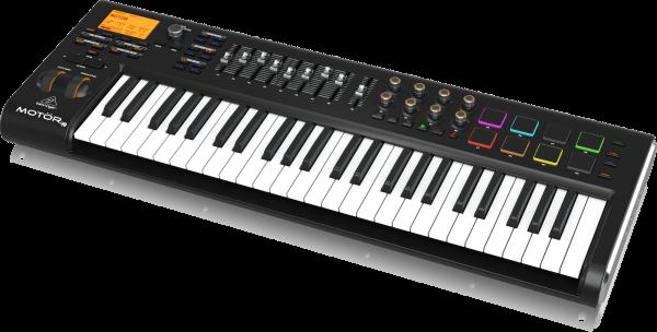 behringer moto 49 keyboard controller