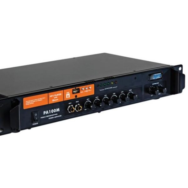 Hybrid PA100 Amplifier
