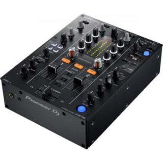 pioneer dj djmm 450 mixer