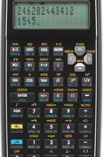 HP 35 Scientific Calculator