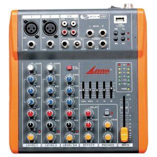 Lane GX4 4 Channel Mixer