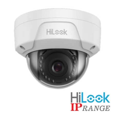 HIL033 IPC HiLook Outdoor POE Dome Camera