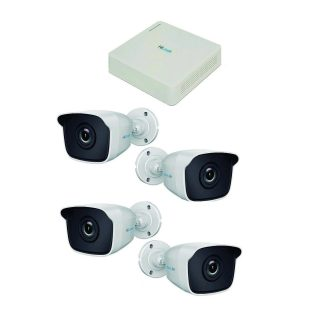 HiLook 4 channel CCTV System