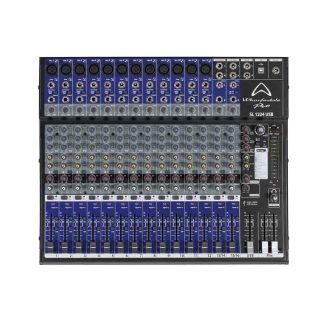 wharfedale pro sl1224 usb mixer