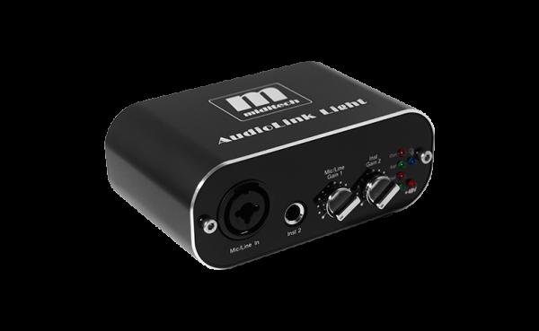 midiplus audiolink light