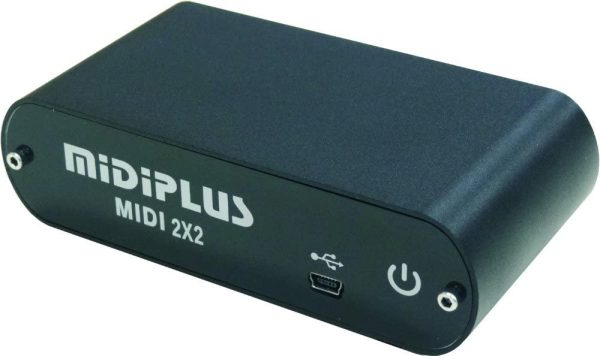 Midiplus MIDI 2x2