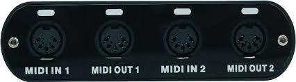 midiplus midi interface
