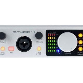 studio 4 audio interface
